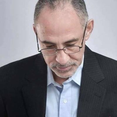 El Ing. R.A. Ramírez Báez, Ingeniero y escritor. Director Ejectuvo del periódico El Viaja.